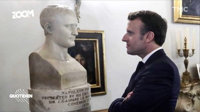 Zoom - Bicentenaire de Napoléon : le numéro d'équilibriste d'Emmanuel Macron