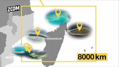 Zoom : c'est quoi les îles Éparses et pourquoi Madagascar les revendique-t-elle ?