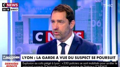 Zoom : Christophe Castaner sèchement recadré par le procureur de la République