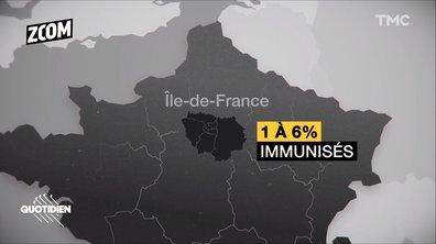 Zoom – Coronavirus : comment atteindre l'immunité collective ?