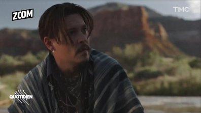 """Zoom : Dior et Johnny Depp accusés de racisme pour """"The New Sauvage"""""""