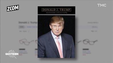 Zoom : Donald Trump et les lunettes, une grosse histoire de complexe