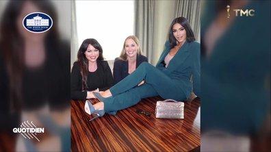 Zoom : Donald Trump, Vogue et psoriasis, retour sur l'année de Kim Kardashian