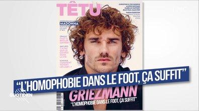 Zoom : le football s'implique timidement dans la lutte contre l'homophobie