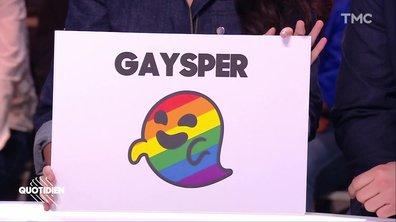 Zoom : Gaysper, l'icône LGBT créée par… les anti-LGBT