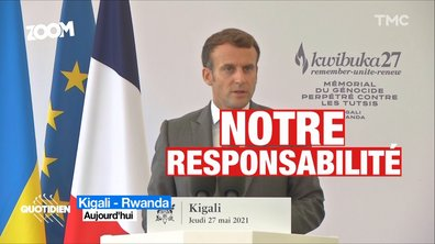 Zoom – Génocide des Tutsis au Rwanda : la France responsable, mais pas complice ?
