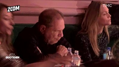 Zoom : Harvey Weinstein fait son retour dans un bar de New-York