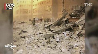 Zoom : les images inédites du 11 septembre 2001