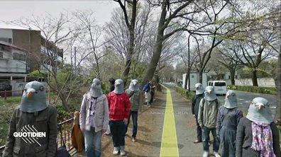 Zoom : les images insolites captées par Google Maps