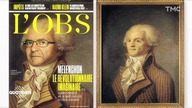 Zoom : Jean-Luc Mélenchon comparé à Robespierre, est-ce si flatteur ?