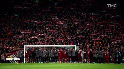 """Zoom : l'histoire derrière le célèbre """"You'll never walk alone"""" de Liverpool"""
