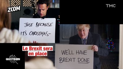 Zoom : la parodie WTF de Love Actually par Boris Johnson