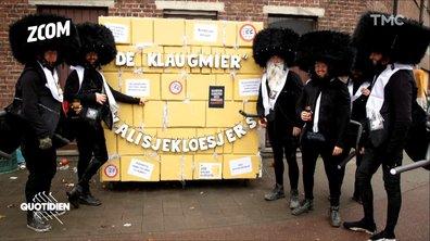 Zoom : la semaine des carnavals marquée par l'antisémitisme et l'homophobie