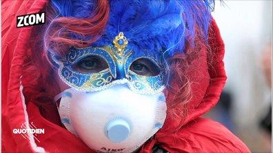 Zoom : le Coronavirus coupe court au carnaval de Venise et à la Fashion Week de Milan