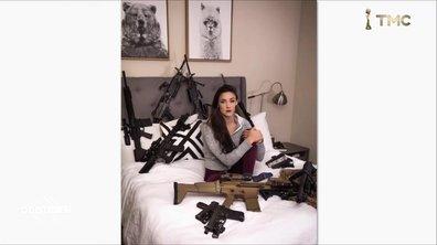 Zoom : quand les lobbies pro-armes recrutent des influenceuses sur Instagram
