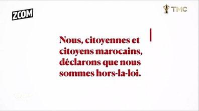"""Zoom : le manifeste """"Hors-la loi"""" des Marocaines et des Marocains"""