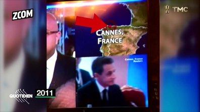 Zoom : les médias américains et leurs grosses lacunes en géographie