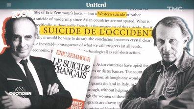 Zoom : Michel Houellebecq, à contre-courant