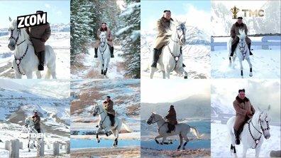 Zoom : les photos ÉPIQUES de Kim Jong-un