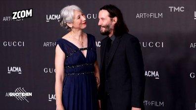 Zoom : pourquoi Keanu Reeves et sa compagne Alexandra Grant enflamment-ils internet ?