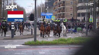 Zoom: pourquoi les Pays-Bas ont tant de mal à accepter le couvre-feu