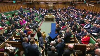 Zoom : que s'est-il passé au parlement anglais ?