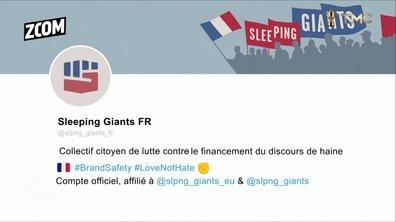 Zoom : Sleeping Giants, le collectif derrière le boycott d'Eric Zemmour par Nutella