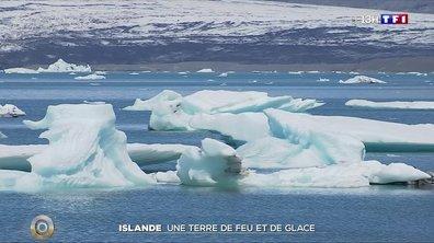 L'Islande, une terre de feu et de glace