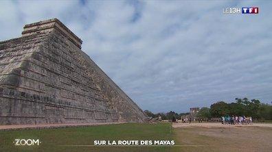 Zoom sur la route des Mayas