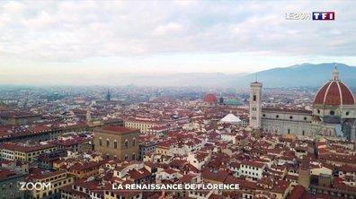 Zoom sur la ville italienne de Florence