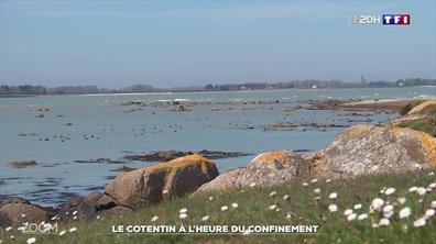 Zoom sur le Cotentin à l'heure du confinement