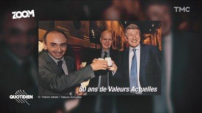 Zoom : Zemmour-de Villiers-Buisson, trio de campagne