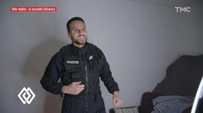 Zoubir : policier et candidat de télé-réalité