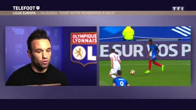 """[Exclu Téléfoot 07/05] - Valbuena : """"Les Bleus ? Tant qu'il y aura de l'espoir j'y croirais"""""""