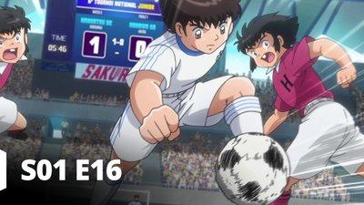 S01 E16 - Un Football acrobatique !
