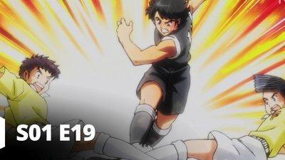 S01 E19 - Match âpre entre Meiwa et Furano !