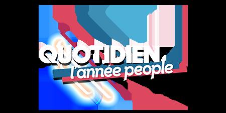 logo Quotidien : l'année people