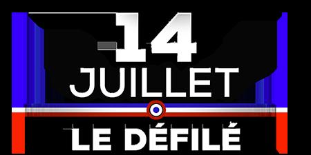 logo Défilé du 14  Juillet