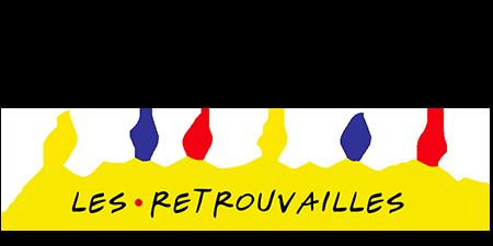logo Friends, les retrouvailles