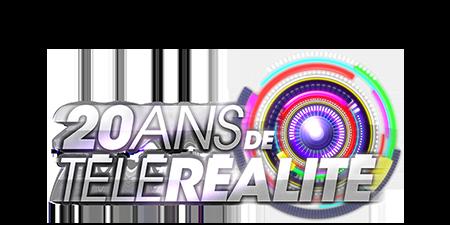 logo Les 20 ans de la téléréalité