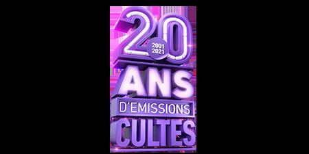 logo 2001-2021 : 20 ans d'émissions cultes