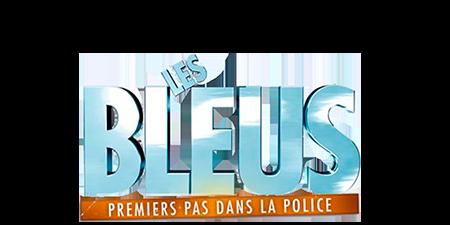 logo Les Bleus, premiers pas dans la police