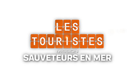 logo Les Touristes : Mission Sauveteurs en mer