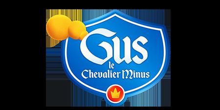 logo Gus le Chevalier Minus