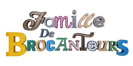 logo Famille de brocanteurs