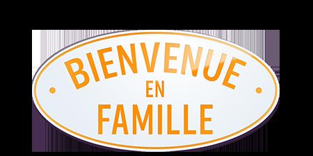 logo Bienvenue en famille