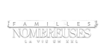 logo Familles nombreuses : la vie en XXL