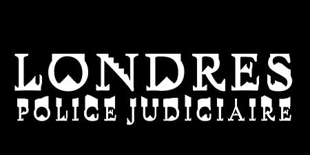 logo Londres Police Judiciaire