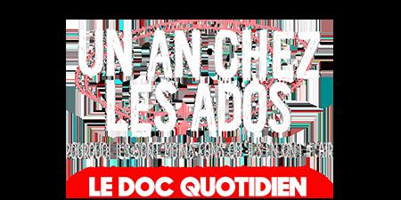 logo Le Doc Quotidien : un an chez les ados