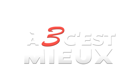 logo A 3 c'est mieux